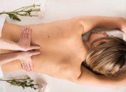 massage bien-être du dos 30 minutes à domicile