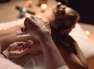 massage californien bien-etre à domicile