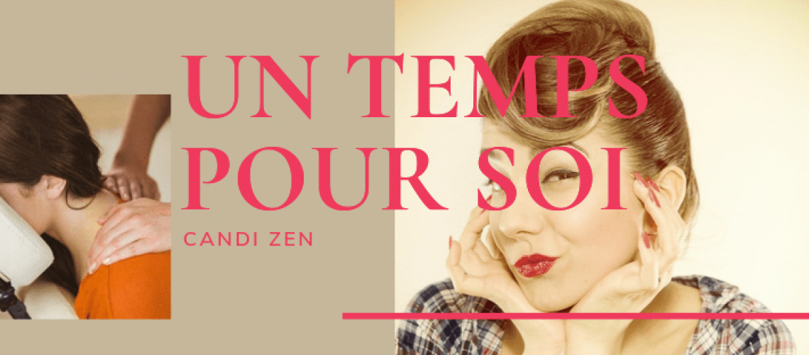 coiffure et massage avec candi zen